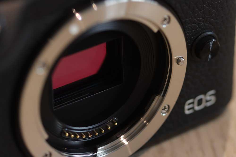 Canon EOS M6 Mark II Test Erfahrung 1