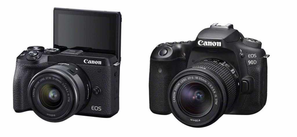 Canon EOS M6 Mark II Test Erfahrung 2